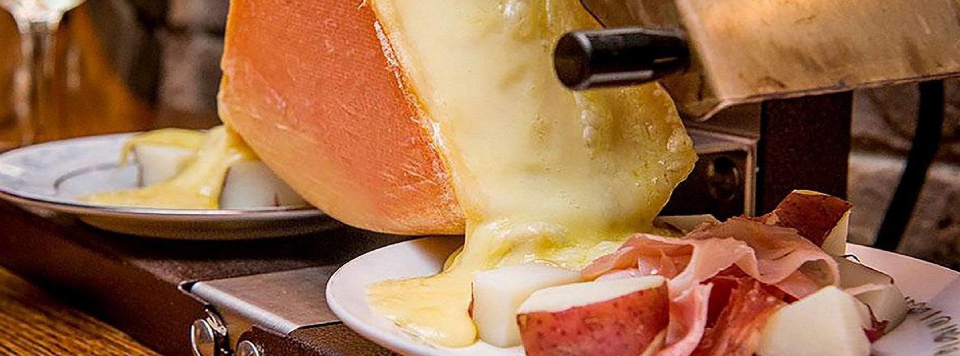 Soirée Raclette au restaurant l'Auberge a Chambesy