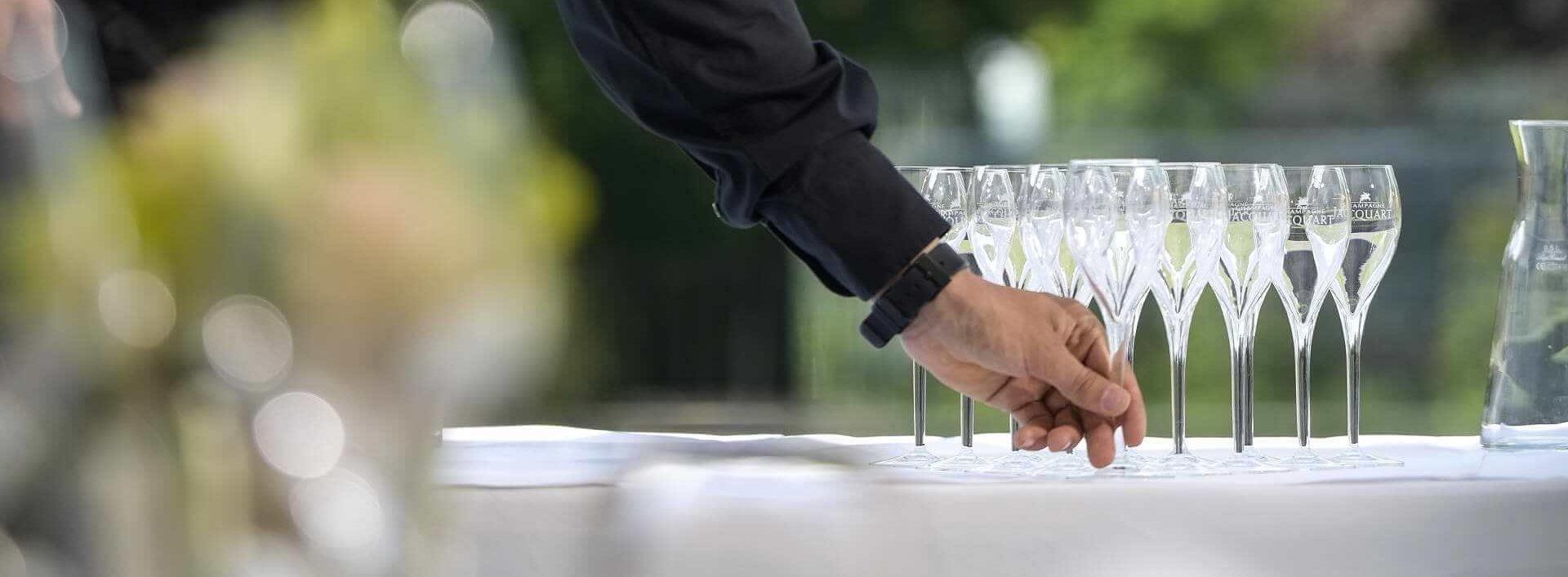 Organiser un cocktail dînatoire à Genève