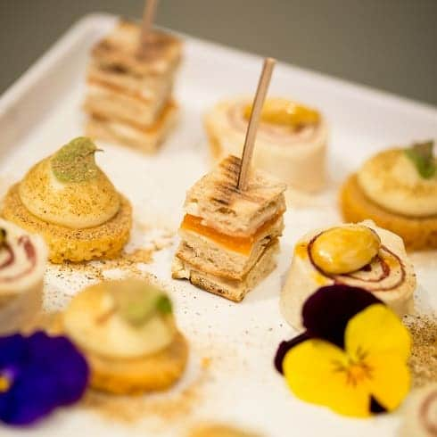 Petit fours froid pour votre buffet lors de votre événement privé a Genève