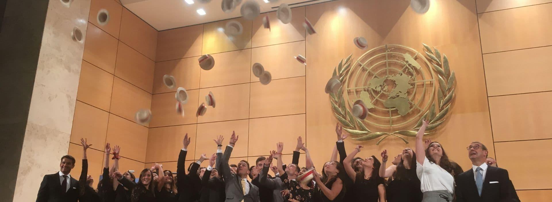 Cérémonie de remise des diplomes aux ALumni de l'Ecole Hôtelière de Geneve 1920x705-min