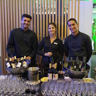 Organiser un buffet avec le servcie traiteur EHG Traiteur Genève - mariage banquet cocktail