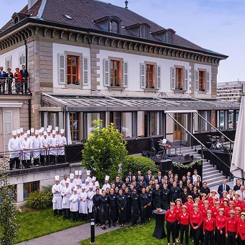 etudier à l'école hôtelière a Genève - Study in s swiss hotel school