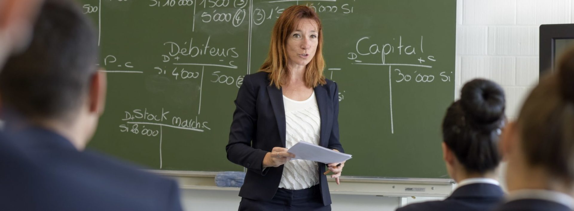 Programme de DIplome a l'Ecole Hôtelière de Genève