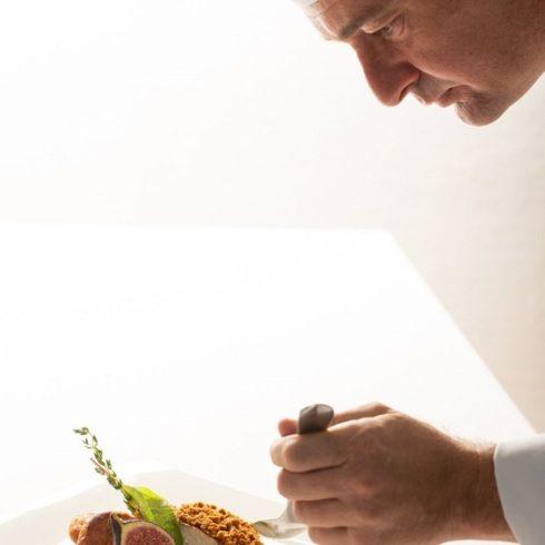 Le Chef Yannick Coignet - Restaurant Le Trinquet a Genève