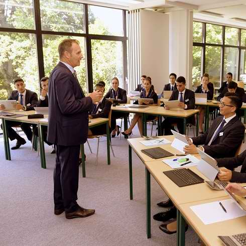 Why to Study in a Swiss Hotel Management School